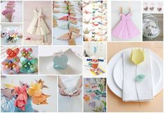 origami themed wedding - Google 検索