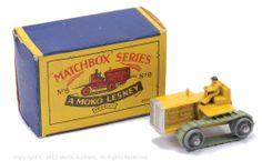 1955 - 8A - Caterpillar Tractor