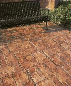 Stamped Concrete Clearview Surfacing Inc Oviedo, FL
