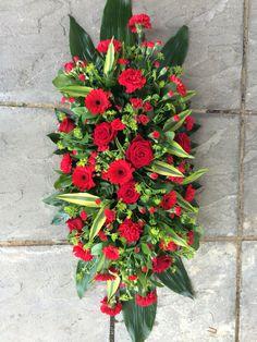 Funeral Flower Arrangements, Funeral Flowers, Floral Arrangements, Wedding Flowers, Casket Flowers, Table Flowers, Santa Fe Springs, Casket Sprays, Sympathy Flowers