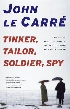 Tinker, Tailor, Soldier, Spy by John le Carre,http://www.amazon.com/dp/0743457900/ref=cm_sw_r_pi_dp_uNsUsb1T399TXERX