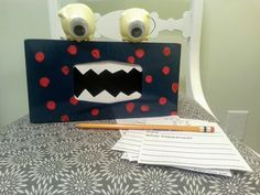Tattle Monster Classroom Management Packet! Includes everything you need to implement the Tattle Monster in your own classroom! Find it in Miss Ginny's Classroom on Teachers Pay Teachers for just $1!