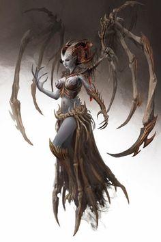 Antonio José Manzanedo ilustrações fantasia sombria terror demônios deuses lovecraft cthulhu                                                                                                                                                                                 Mais