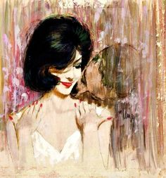 """startwithsunset: """"Coby Whitmore (1913 - 1988) """""""