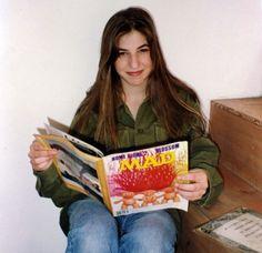 Mayim Bialik reads.