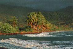 Parque Marino Bellena in Costa Rica, southern Pacific coast