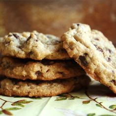 "Urban Legend Chocolate Chip Cookies | ""These are IT!! Absolutely the best chocolate chip cookies."""