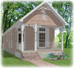 Prefab shotgun house cottages cabins pinterest house Prefab shotgun house