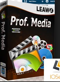 Leawo Prof. Media 7.7.0.0 Crack + Registration Code