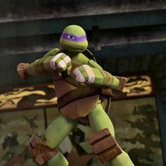 Donnie :)  Teenage Mutant Ninja Turtles TMNT