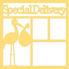 Special Delivery - Overlay