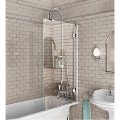 roll top bath with shower - Google Search