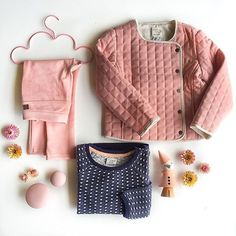 BLUSHINGLY LUXE Sunday morning  Flatlay of  new arrivals in store at @inmyhoodkids Makes me want to have another little one in the house (sort of!) xx #luciekaas #clown #blush #inmyhoodkids #urbaanihomewares #live#kidsinterior