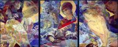 "Georgy Shishkin/ Из серии ""Русские сны"" Painting, Art, Art Background, Painting Art, Kunst, Paintings, Performing Arts, Painted Canvas, Drawings"