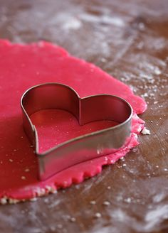 A no-fail Valentine cookie for your sweethearts. Heart-shaped sugar cookies from Joy the Baker