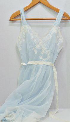 Pretty, Powder Powder Blue Dress~❥