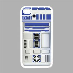 Couple people I can think of that would love this.. R2D2 Star Wars iphone 4 case  white case by SephiaAndromeda, $15.00