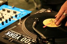 hiphop DJ