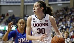 It should come as no surprise to anyone who follows UConn womens basketball that today Breanna Stewart has been named the American Athletic Conference Player of the Week for the week ending