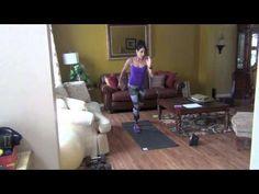 TEN IN TEN BODY WEIGHT TRAINING WITH YVETTE SALVA EPISODE #182 - YouTube