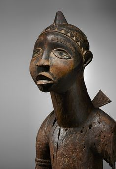 Tlingit, Congo, Metal Working, Belgium, 19th Century, Sculptures, Auction, Museum, Carving