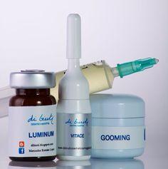 Productos especiales. Cuidado intensivo de la piel