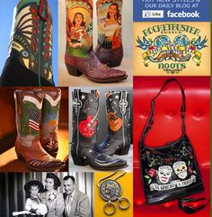 OMG I AM IN LOVE...The Official Website for Rocketbuster Boots!