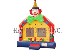 Clown bounce: Moonwalks | Inflatable Water Slides | Bounce House | Inflatable Bouncers, Water Slides by Happy Jump