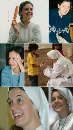 Nun Outfit, All Or Nothing, Catholic Saints, Sisters, Lord, Faith, People, Anime, St John Paul Ii