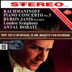 Rachmaninoff+Piano+Concerto+No.+3+Janis+Dorati+LSO+LP+Vinil+180gr+Mercury+Speakers+Corner+Pallas+EU+-+Vinyl+Gourmet