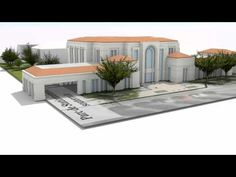 Paris France Temple of The Church of Jesus Christ of Latter-Day Saints, look at this...