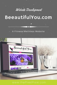 Website developed by thePixelPixie.com - fitness/wellness membership & blog
