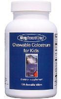 Natural Health Consultants -- Chewable Colostrum for Kids