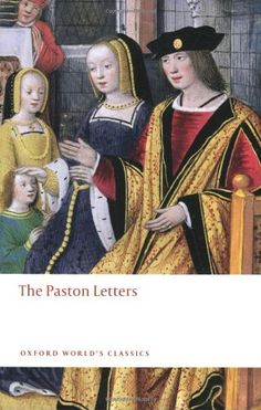 The Paston Letters: A Selection in Modern Spelling (Oxford World's Classics): Amazon.co.uk: Norman Davis: 9780199538379: Books
