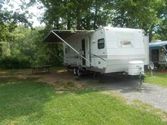 2008 Sunset Park RV  MOBILE SCOUT M-27FK-S for sale by Owner - Waldorf, MD | RVT.com Classifieds