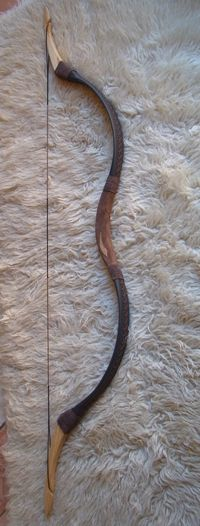 "HUNGARIAN RECURVE BOW "" NIMROD BOW"