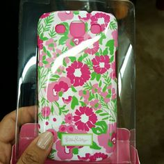 Lilly Pulitzer Galaxy s3 Lilly Pulitzer Accessories