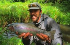 Video: Africa Like You've Never Seen It. . .with Rainbow Trout! | Orvis News