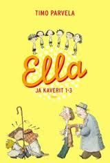 ella ja kaverit 1-3 äänikirja Reading Comprehension, Humor, School, Books, Livros, Humour, Libros, Schools, Book