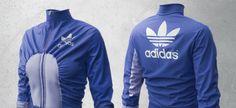 Adidas Jacket - KeyShot Render