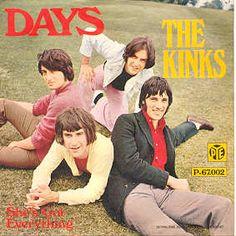 The Kinks - Days