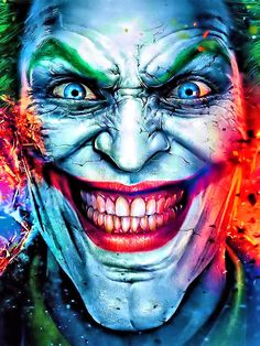 Joker Wallpaper wallpaper by - 30 - Free on ZEDGE™ Le Joker Batman, Batman Joker Wallpaper, Joker Iphone Wallpaper, Der Joker, Joker Heath, Joker Wallpapers, Skull Wallpaper, Marvel Wallpaper, Joker And Harley Quinn