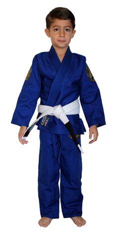 NJ FIGHT SHOP - Break Point Gi Standard Kids Blue, $87.95 (http://www.njfightshop.com/break-point-gi-standard-kids-blue/)