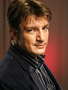Nathan Fillion trivia, pictures, links and merchandise. A page dedicated to the actor known as Richard Castle on the TV series 'Castle'. Part of the TV and Movie Trivia Tribute. Nathan Fillion, Richard Castle, Misha Collins, Castle Tv Shows, Castle Abc, Tv Reviews, Firefly Serenity, Celebs, Lemony Snicket