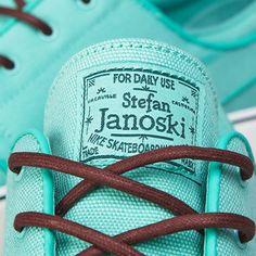 Nike SB Zoom Stefan Janoski Crystal Mint