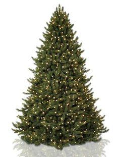 10 Ft Fake Christmas Tree