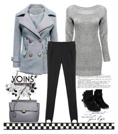 """yoins 38"" by amelakafedic ❤ liked on Polyvore featuring Lanvin, women's clothing, women's fashion, women, female, woman, misses and juniors"