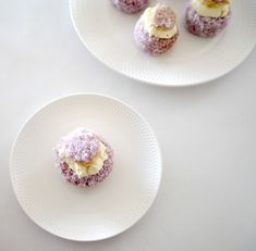 Jelly Cakes with Cream - Create Bake Make