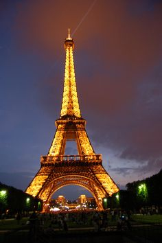 De Eiffeltoren  Architect stephen souferstre Frankrijk parijs