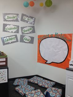 Bulletin Boards – ideas for the whole year! | The Creative Language Class